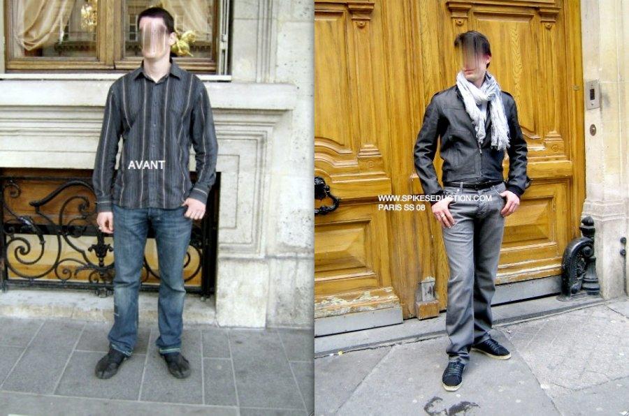 Relooking homme-emmanuel-avant-apres