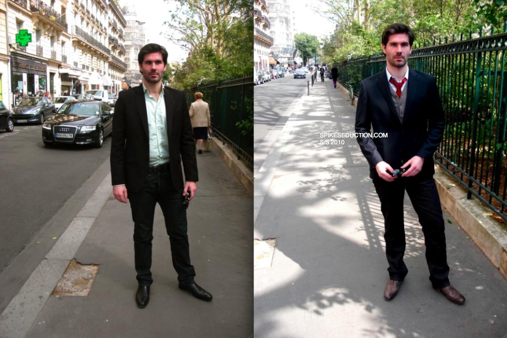 Relooking les plus belles photos de relooking homme sont sur hommes d 39 i - Relooking avant apres ...
