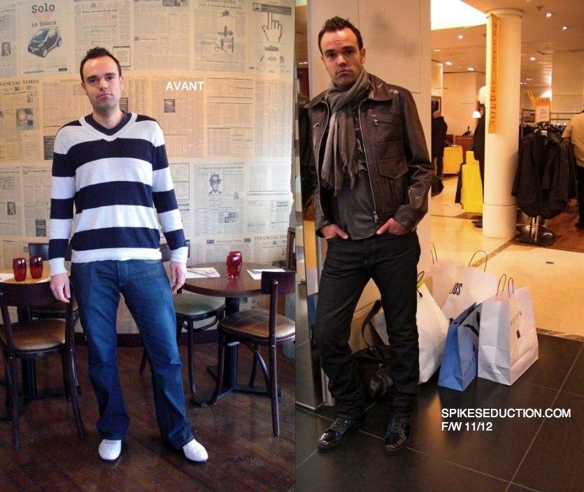 Relooking les plus belles photos de relooking homme sont sur hommes d 39 i - Relooking avec photo ...