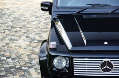 Mercedes G Class AMG