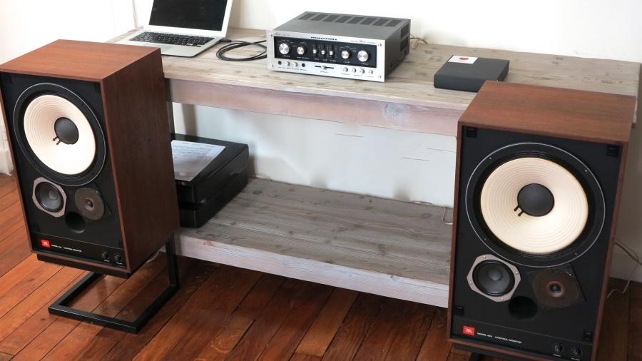 ls3 5a le forum pied d 39 enceinte sp cial grosse biblio. Black Bedroom Furniture Sets. Home Design Ideas