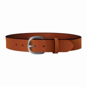 Accessoires homme : la ceinture